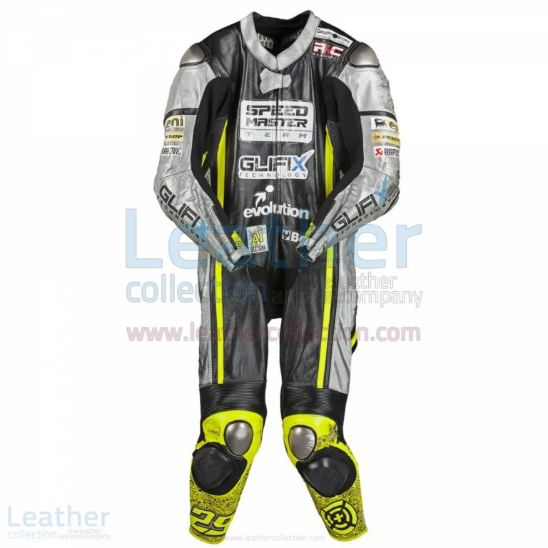 Andrea Iannone Speed UP 2012 Racing Suit – Speed Up Suit