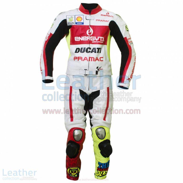 Andrea Iannone Ducati 2013 Leathers – Ducati Suit