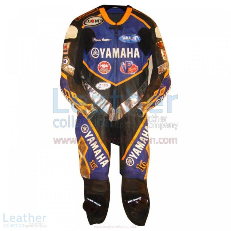Anthony Gobert Yamaha Leathers 2002 AMA – Yamaha Suit