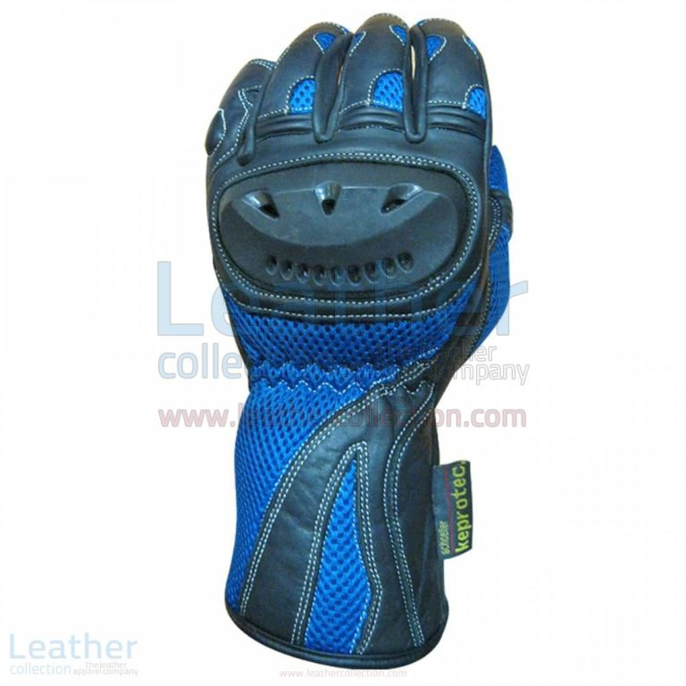 Blue Shadow Moto Racing Gloves –  Gloves