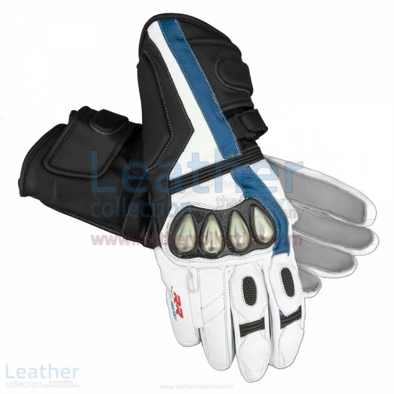 BMW S1000 RR Motorcycle Leather Gloves – BMW Gloves