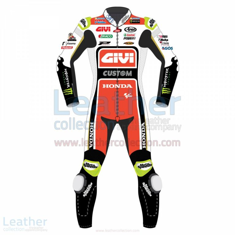 Cal Crutchlow LCR Honda 2017 MotoGP Race Suit – Honda Suit