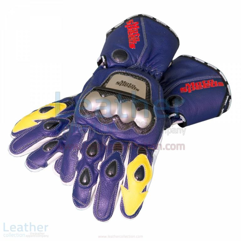 Chris Vermeulen Rizla Suzuki Race Gloves –  Gloves