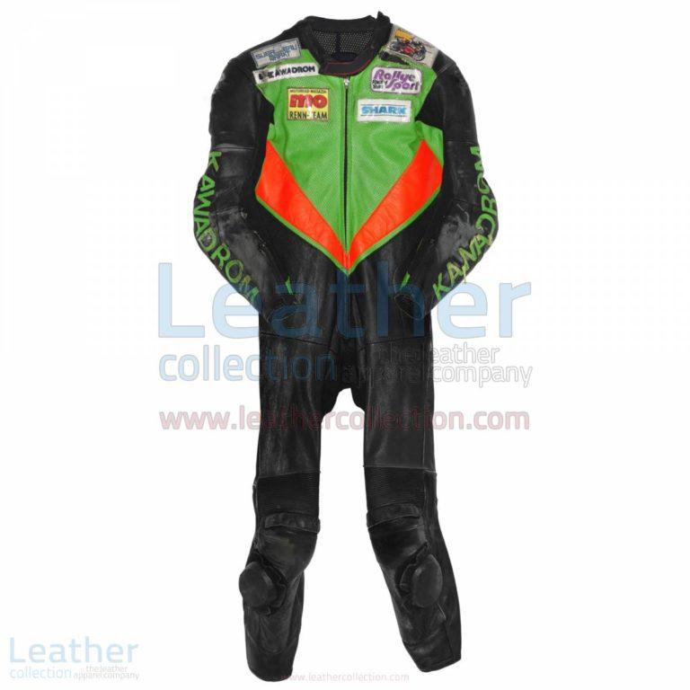 Christian Treutlein IDM 1997 Motorcycle Suit –  Suit