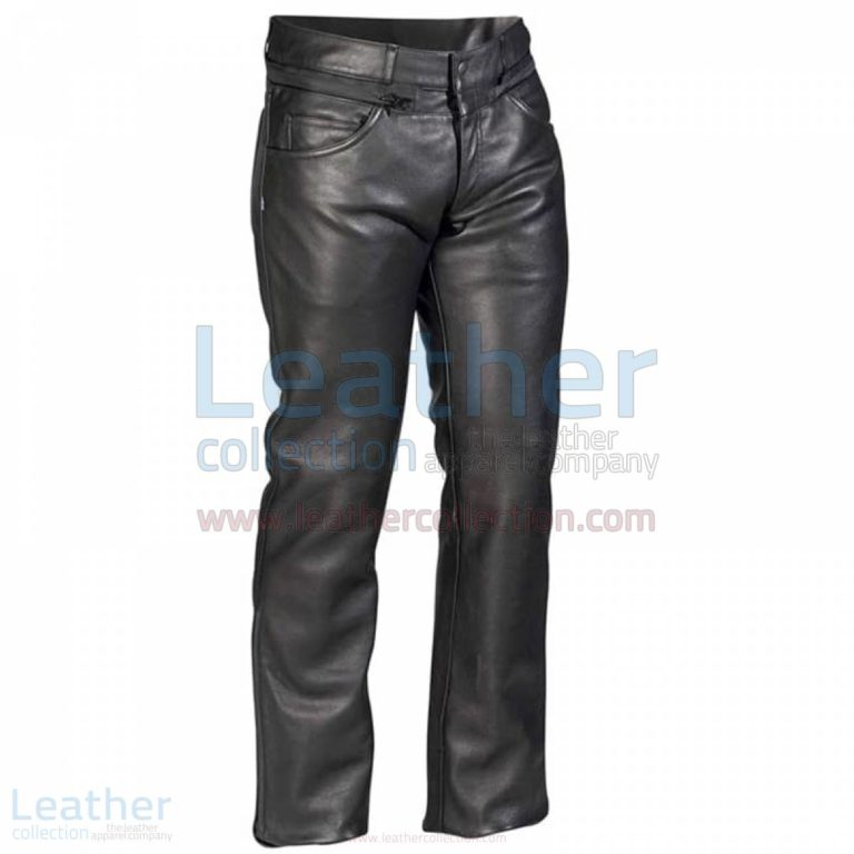 Classic Leather Pants –  Pant