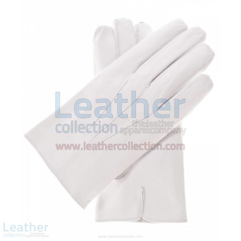 Crust Lambskin Fashion Gloves –  Gloves