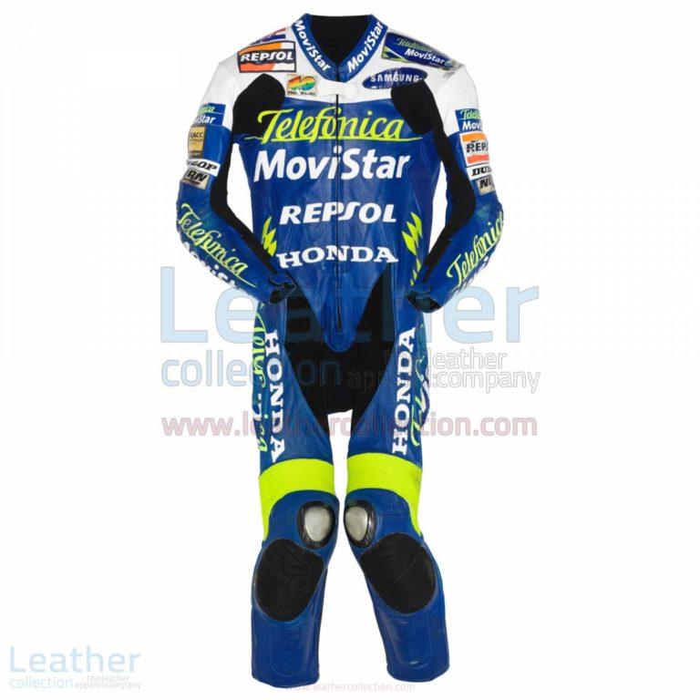 Dani Pedrosa Repsol Honda GP 2003 Leathers – Honda Suit