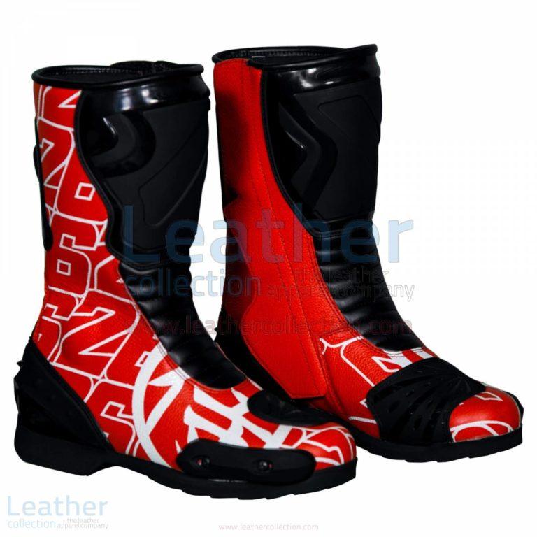 Dani Pedrosa Samurai Edition MotoGP Racing Boots –  Boot