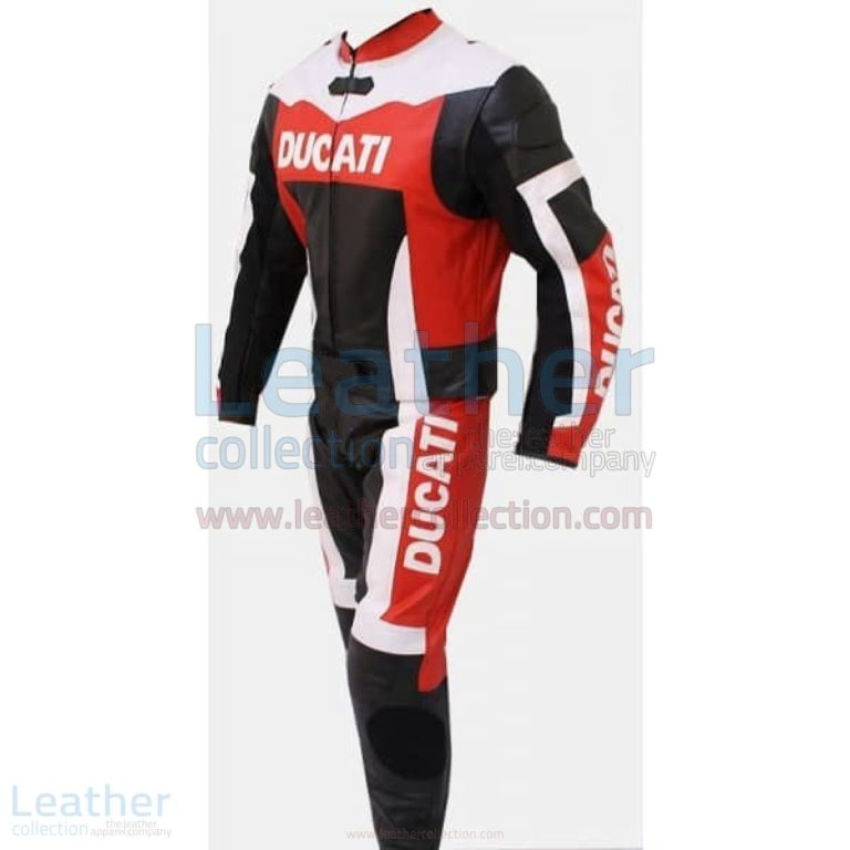 Ducati Motorbike Leather Suit – Ducati Suit