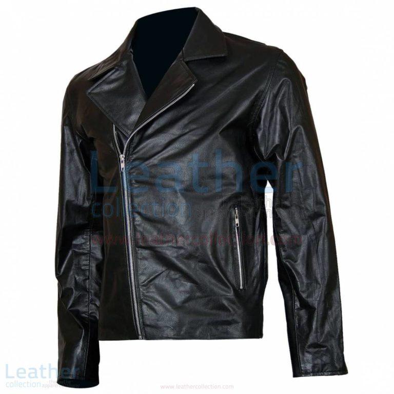 Ghost Rider Biker Leather Jacket –  Jacket