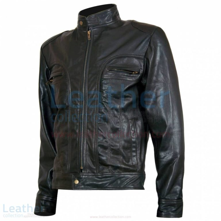 "Ghosts of Girlfriends Past ""Matthew"" Leather Jacket –  Jacket"
