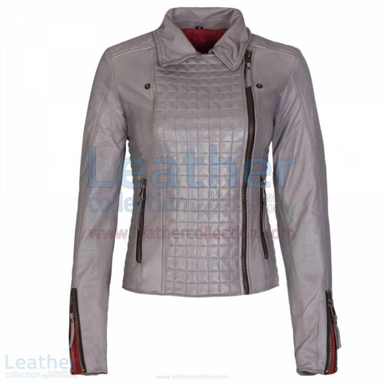 Heritage Ladies Fashion Leather Jacket –  Jacket