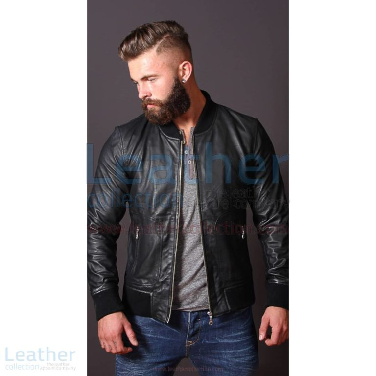 Heritage Leather Jacket For Men –  Jacket