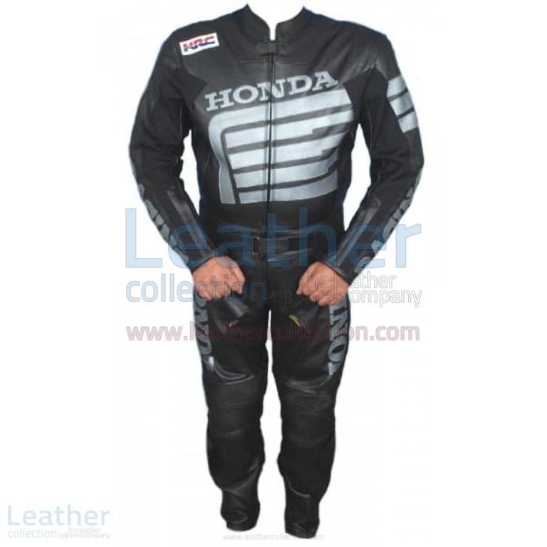 Honda Motorcycle Leather Suit – Honda Suit