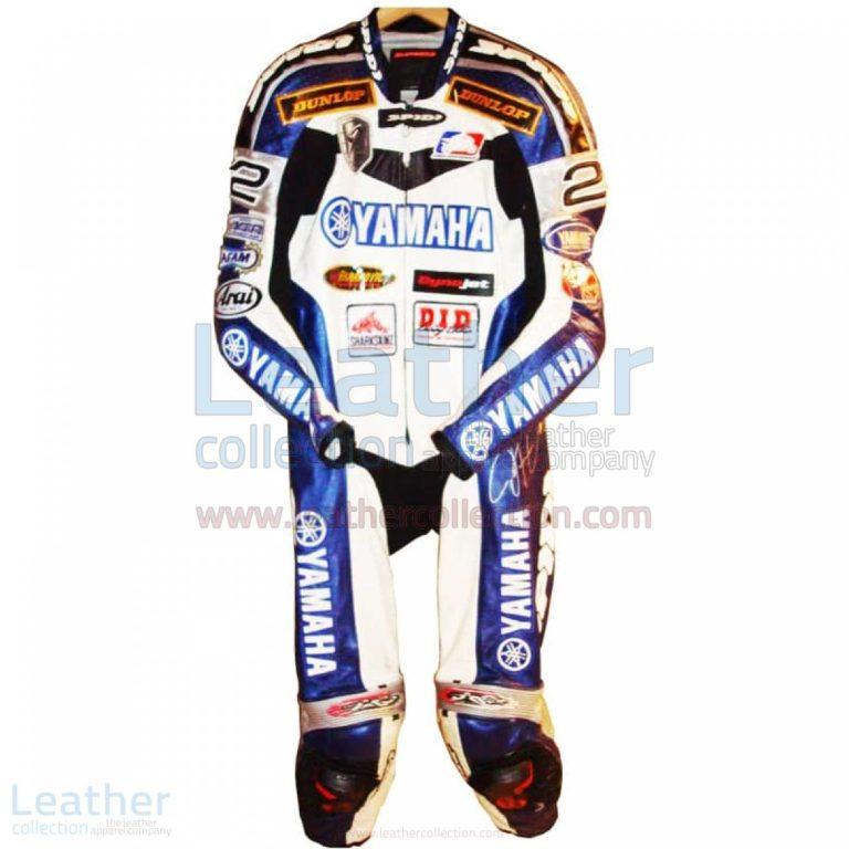 Jamie Hacking Yamaha AMA 2005 Motorcycle Suit – Yamaha Suit