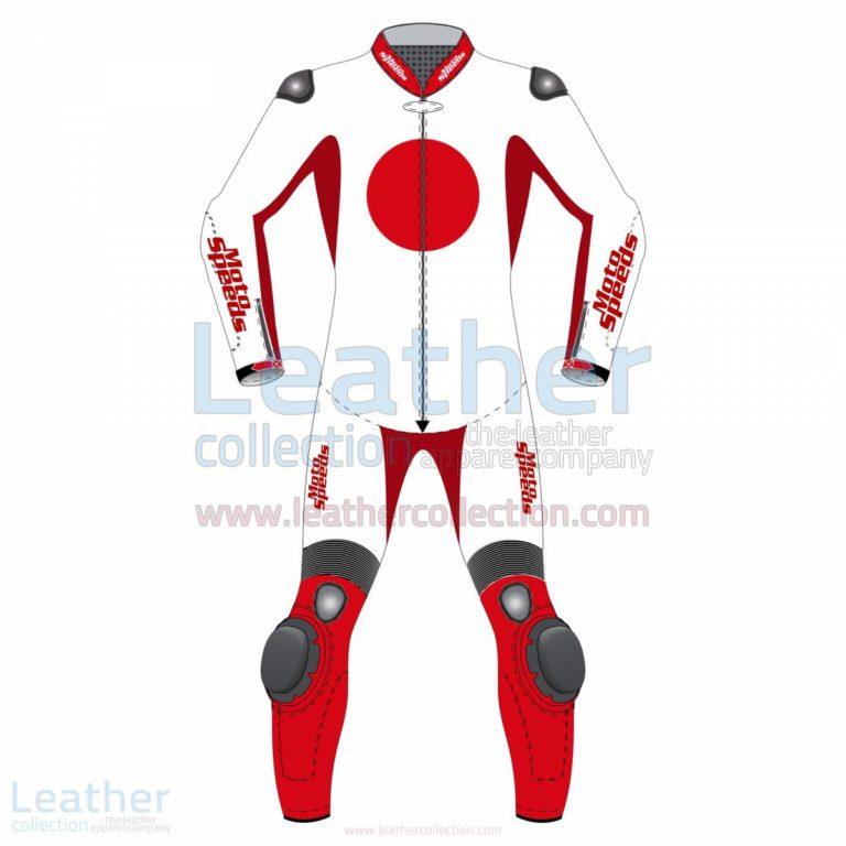 Japan Flag Motorbike Suit –  Suit