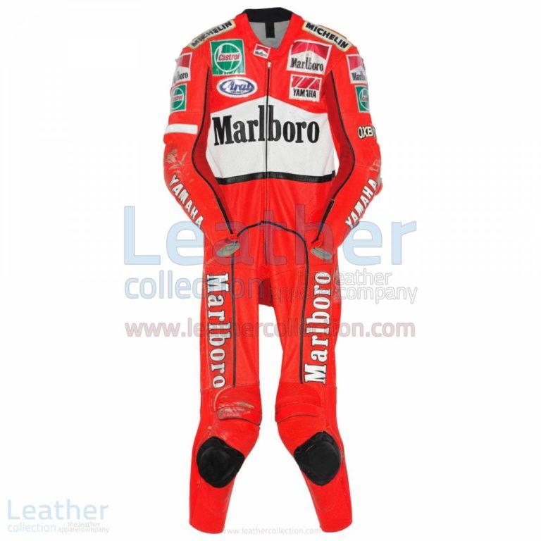 Jean Michel Bayle Marlboro Yamaha GP 1996 Suit – Yamaha Suit