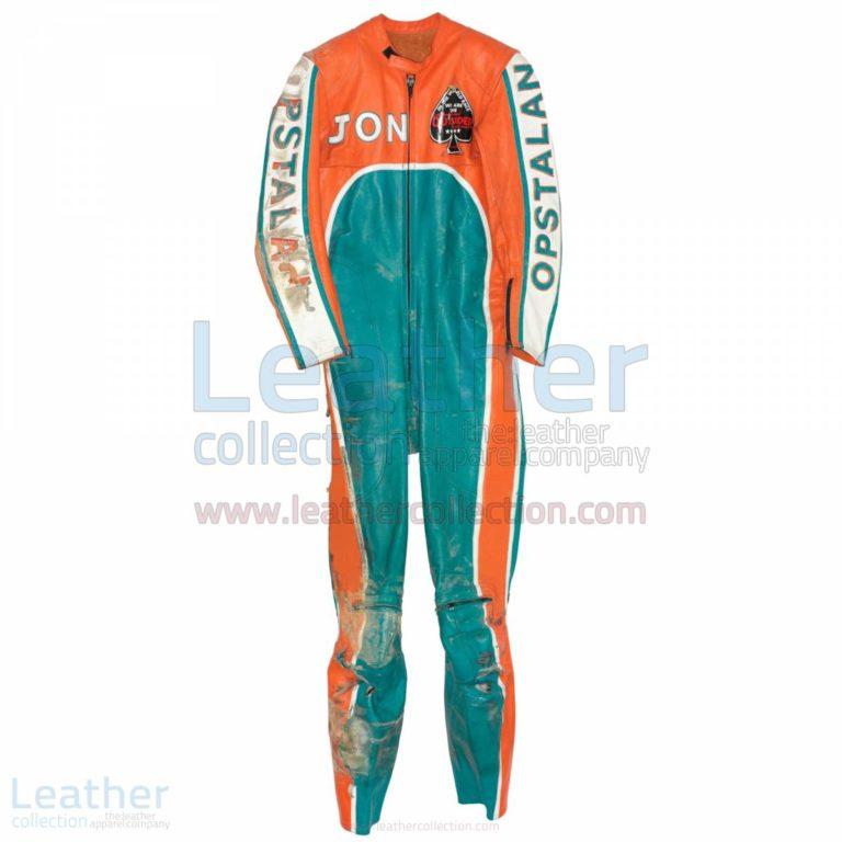 Jon Ekerold Yamaha GP 1980 Leathers – Yamaha Suit