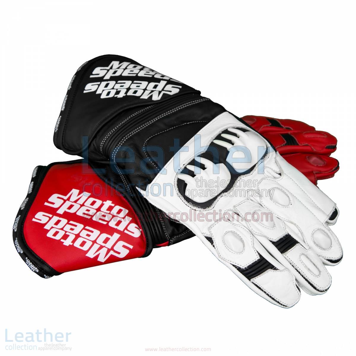 Jorge Lorenzo MotoGP 2013 Race Gloves – Yamaha Gloves