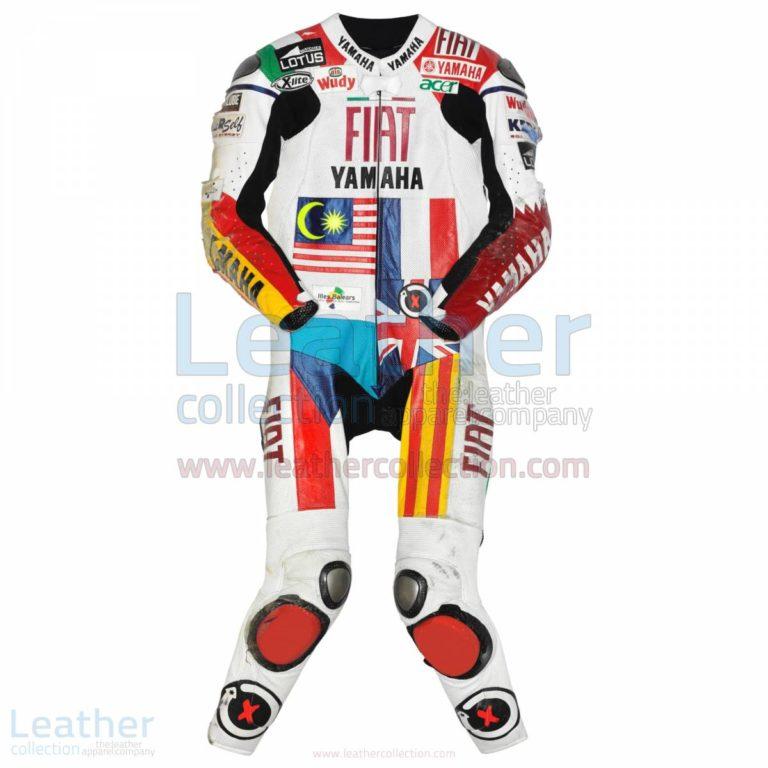 Jorge Lorenzo Yamaha MotoGP 2008 Leathers – Yamaha Suit