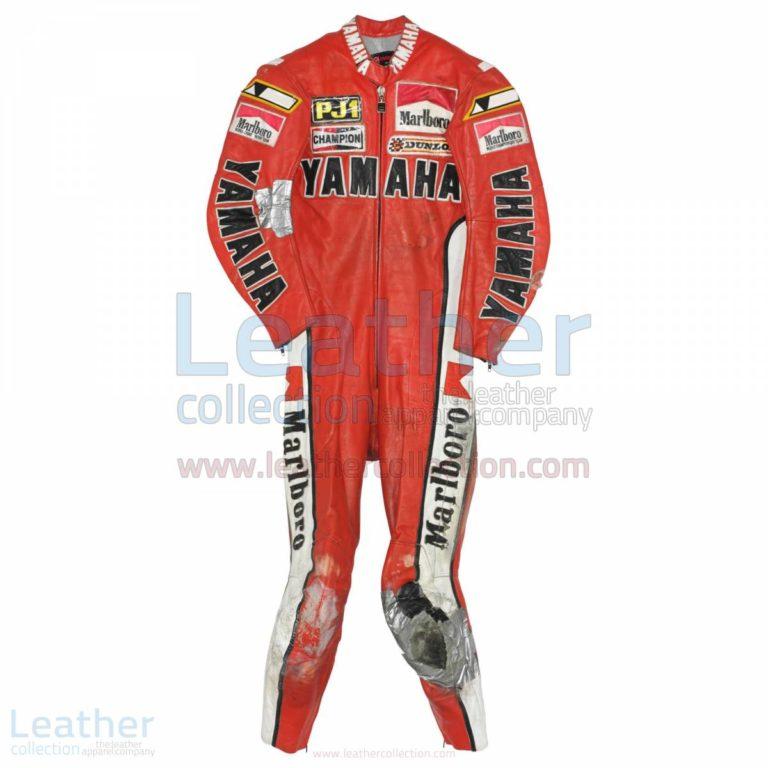 Kenny Roberts Yamaha GP 1979 Leathers – Yamaha Suit