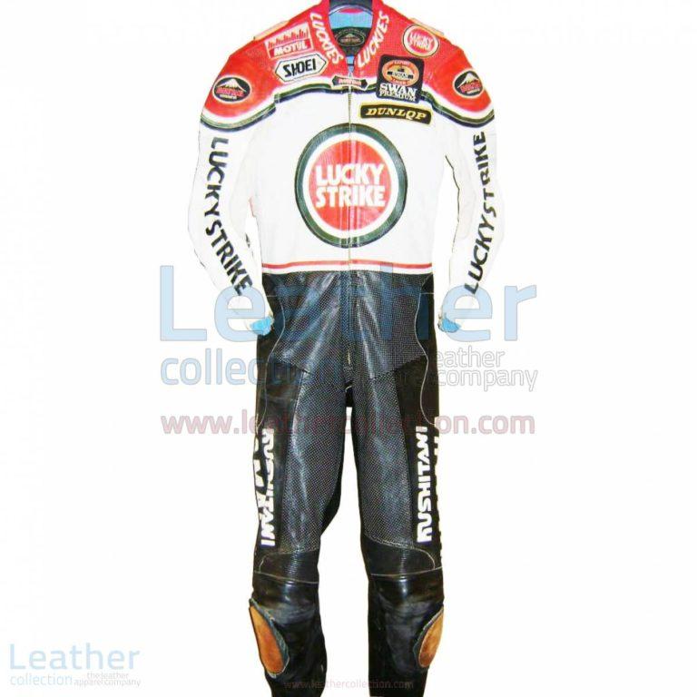 Kevin Magee Yamaha GP 1989 Race Suit – Yamaha Suit