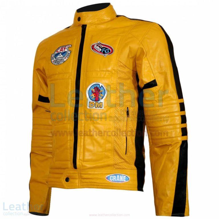 Kill Bill Movie Women Leather Jacket –  Jacket