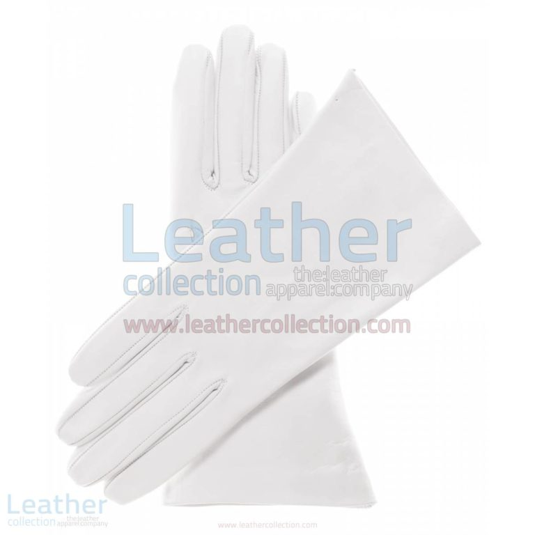 Ladies Natural Leather Gloves –  Gloves