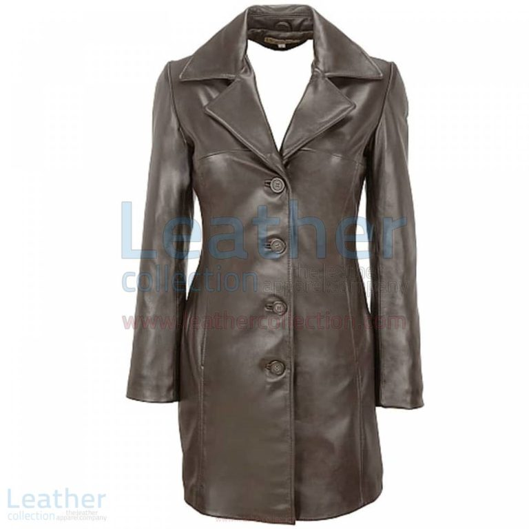 Lamb Trench Coat with Thinsulate Lining –  Coat