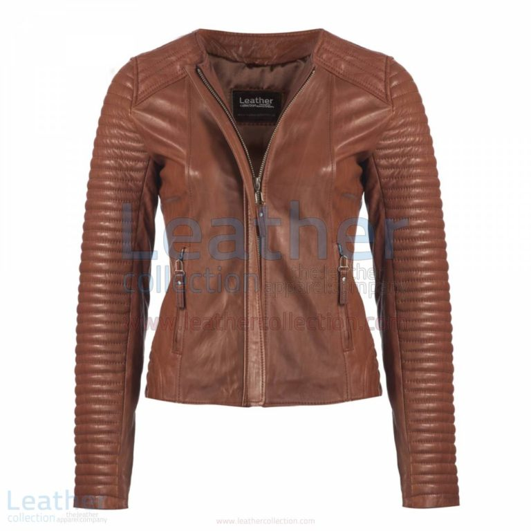 Ladies Legacy Leather Jacket –  Jacket