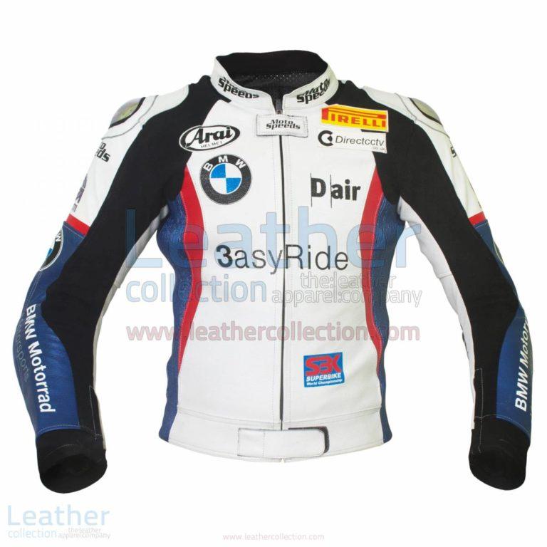 Leon Haslam BMW Motorcycle Jacket – BMW Jacket