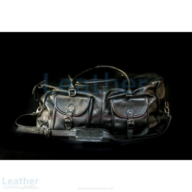 London Leather Bag –  Bag