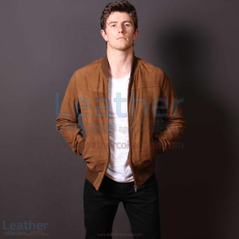 London Leather JacketMen –  Jacket