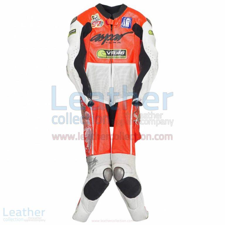 Luca Marini 2014 CEV Motorbike Leathers –  Suit