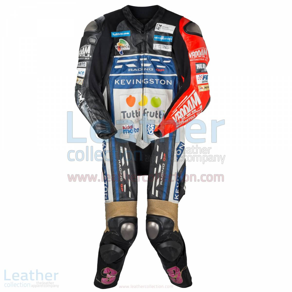Luis Salom Kalex 2012 Motorcycle Suit