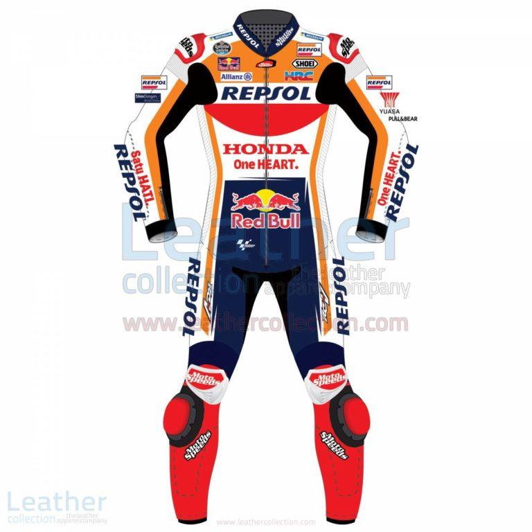 Marquez Honda Repsol MotoGP 2018 Leather Suit – Honda Suit