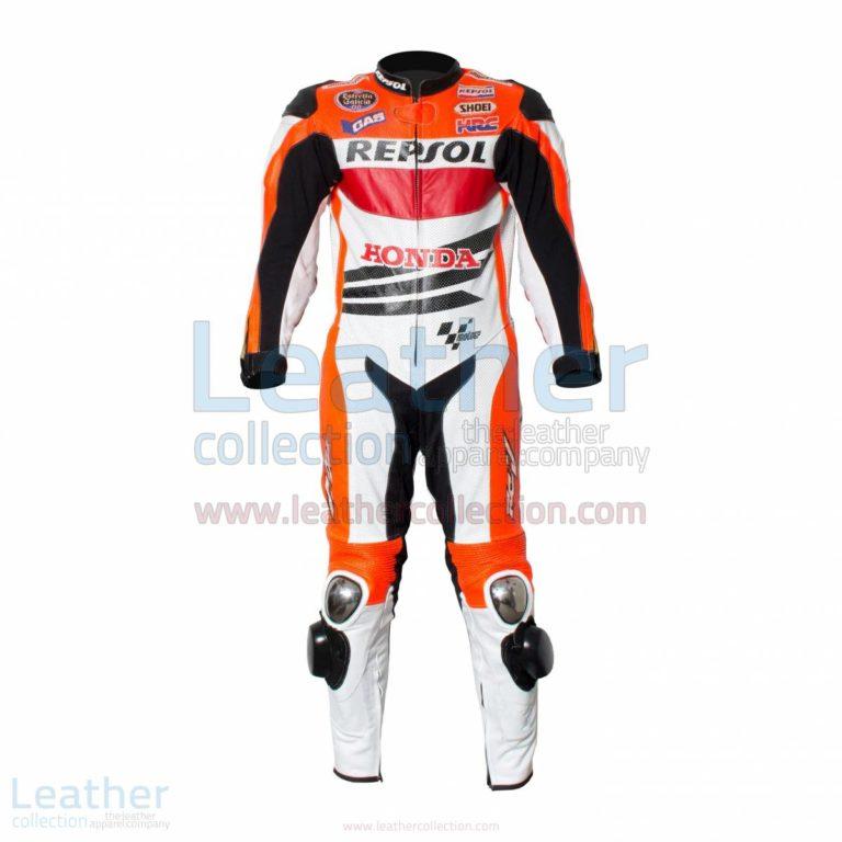 Marquez HRC 2013 Race Leathers – Honda Suit