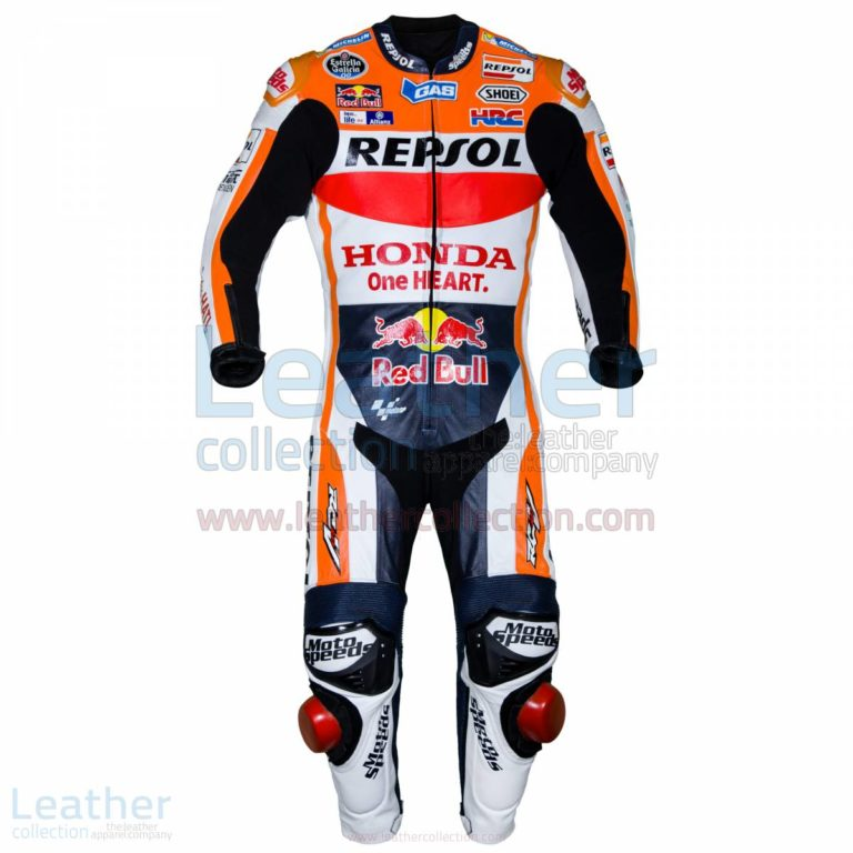 Marquez HRC Honda Repsol MotoGP 2016 Suit – Honda Suit