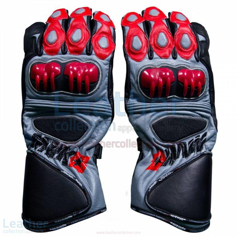 Maverick Vinales MotoGP 2017 Race Gloves –  Gloves