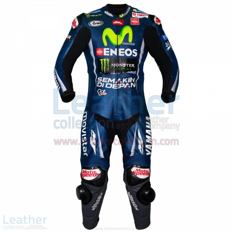 Maverick Vinales Movistar Yamaha MotoGP 2017 Suit – Yamaha Suit