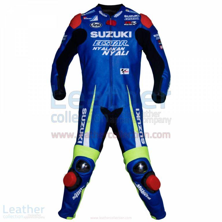 Maverick Vinales Suzuki MotoGP 2016 Race Suit – Suzuki Suit