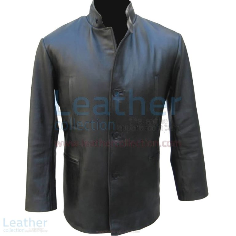 Max Payne Leather Jacket –  Jacket
