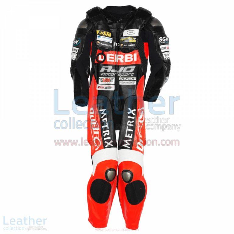 Michi Ranseder Debri GP 2007 Motorbike Suit – Debri Suit