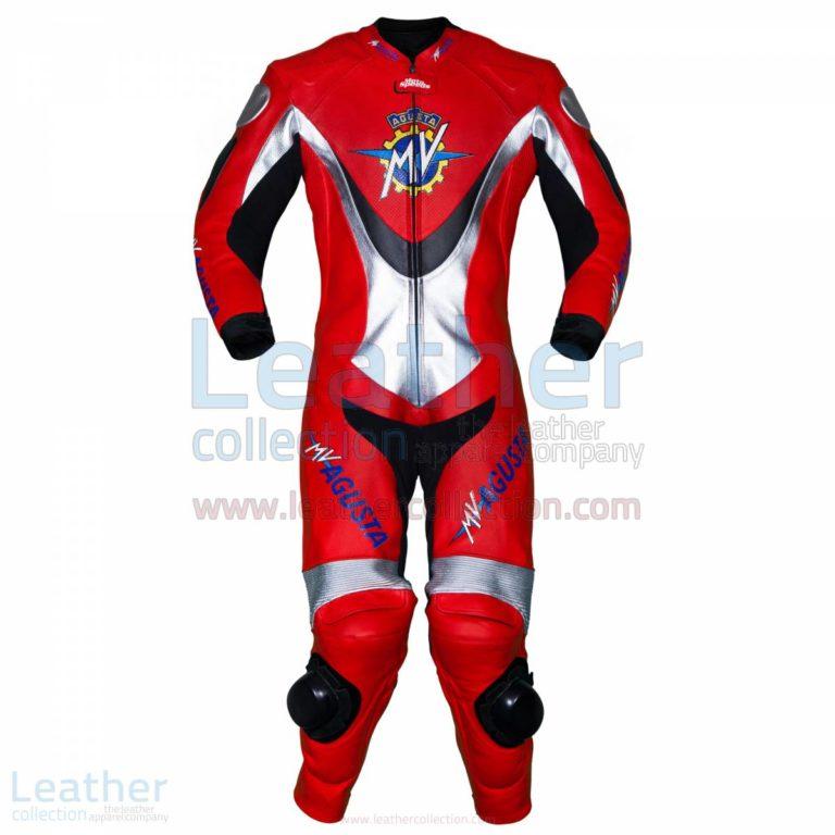 MV Agusta Racing Leather Suit – MV Agusta Suit