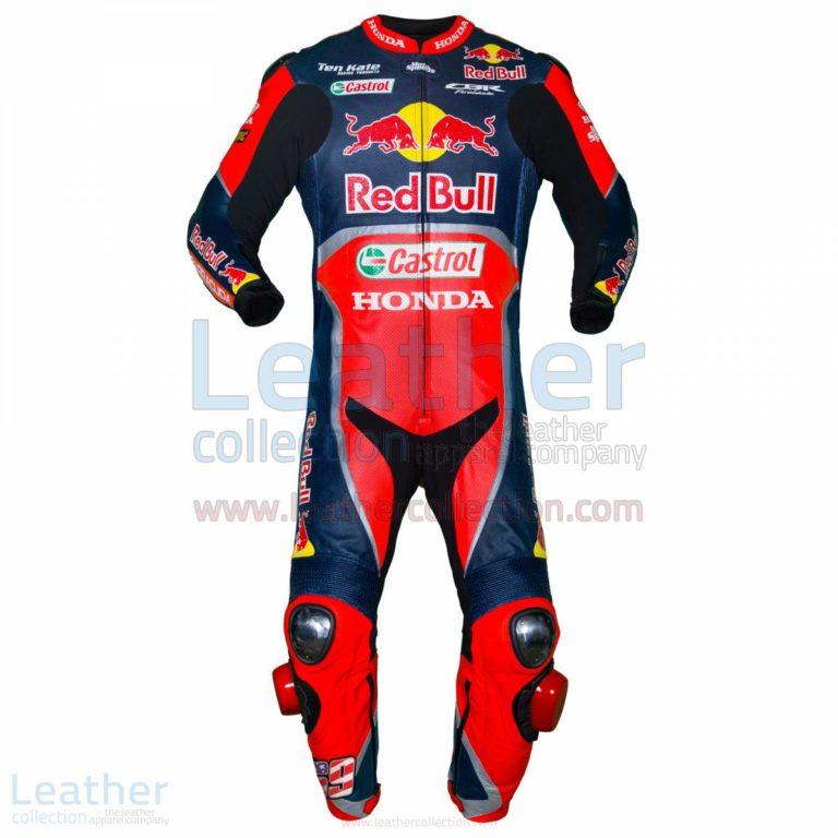 Nicky Hayden Red Bull Honda WSBK 2017 Race Suit – Honda Suit