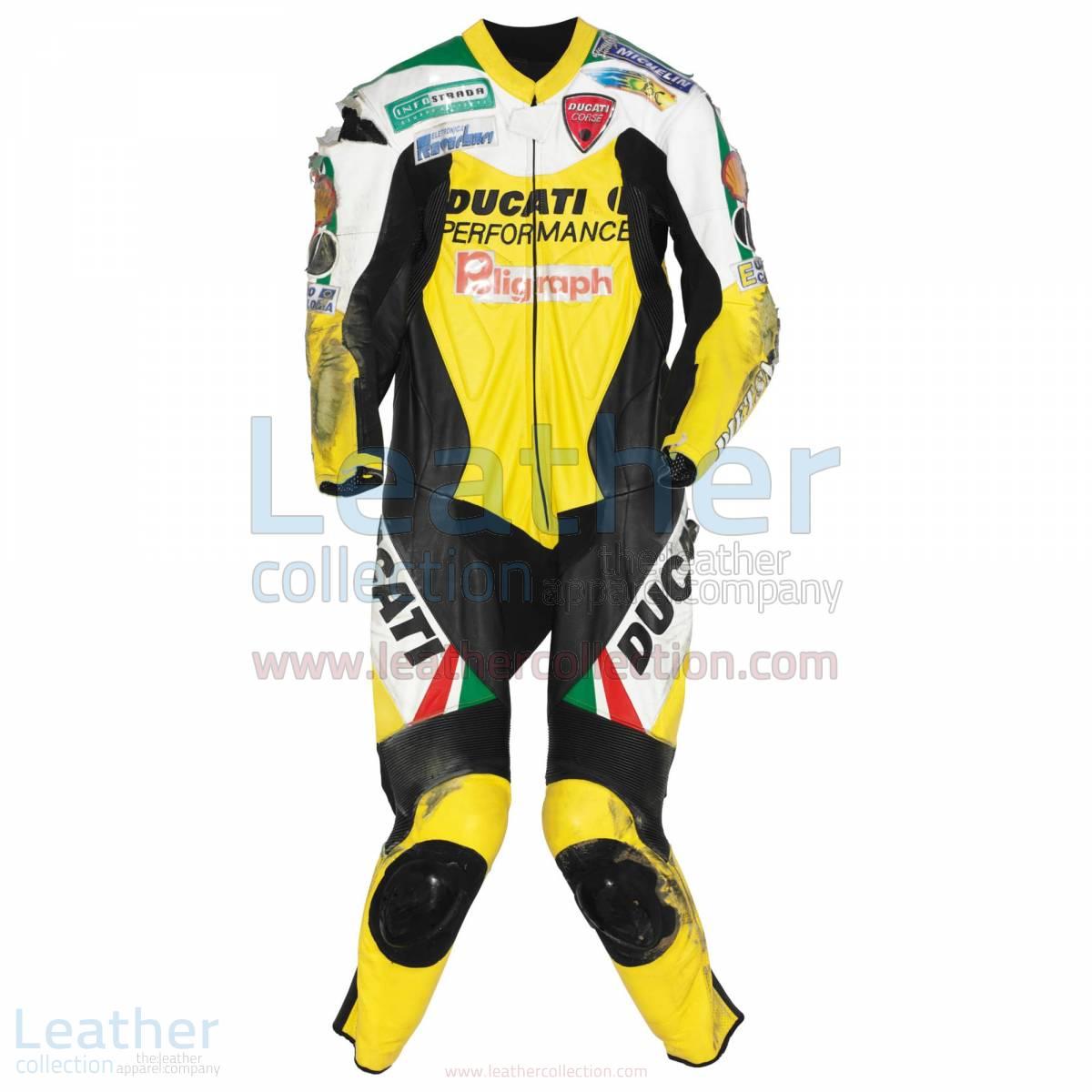 Paolo Casoli Ducati AMA Supersport 1999 Suit – Ducati Suit