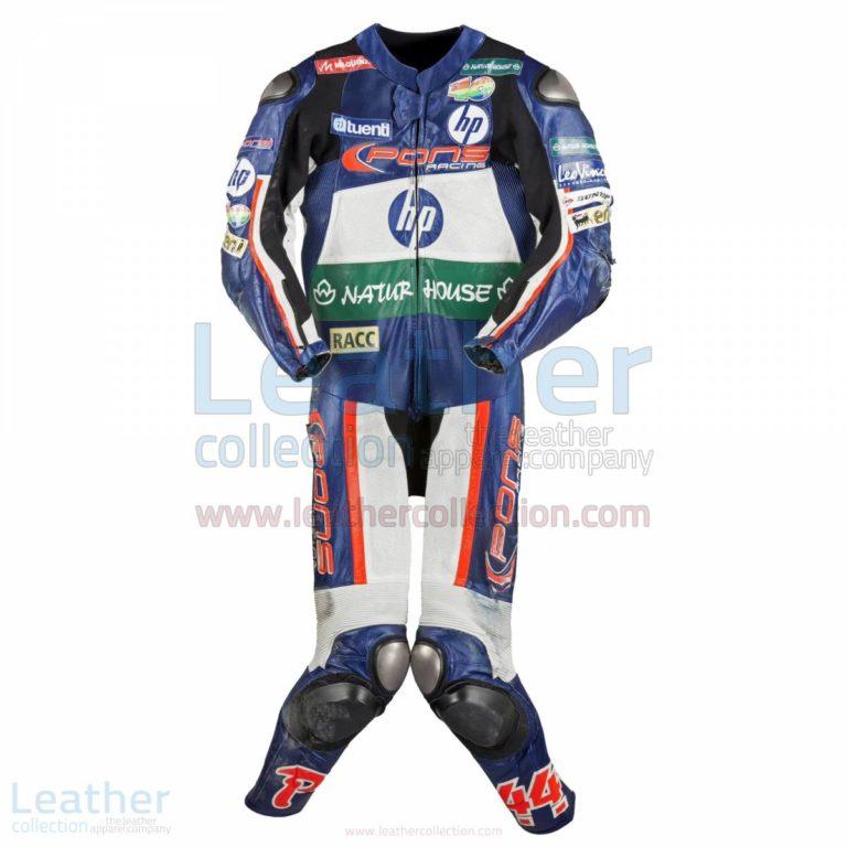 Pol Espargaro Kalex 2012 Motorcycle Racing Suit – Kalex Suit