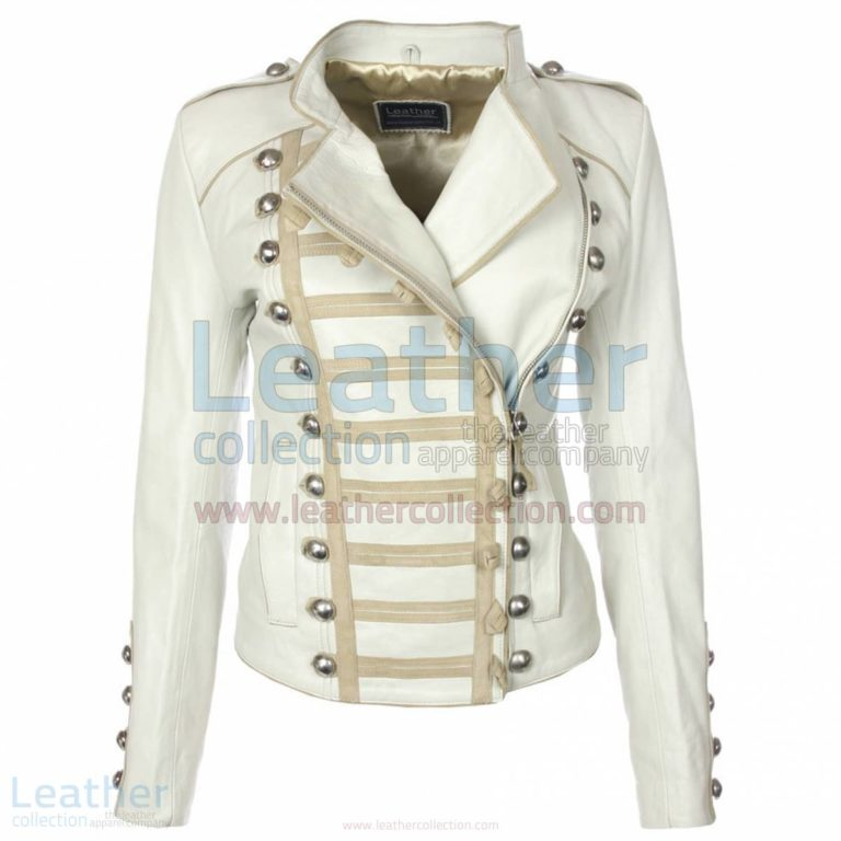 Princess Leather Jacket –  Jacket