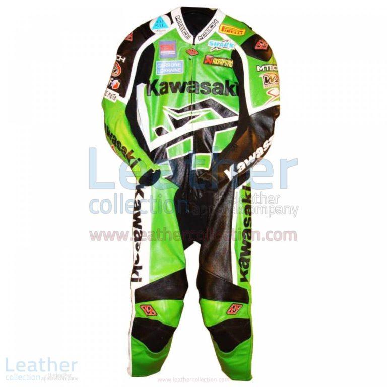 Régis Laconi Kawasaki WSBK 2008 Racing Suit – Kawasaki Suit