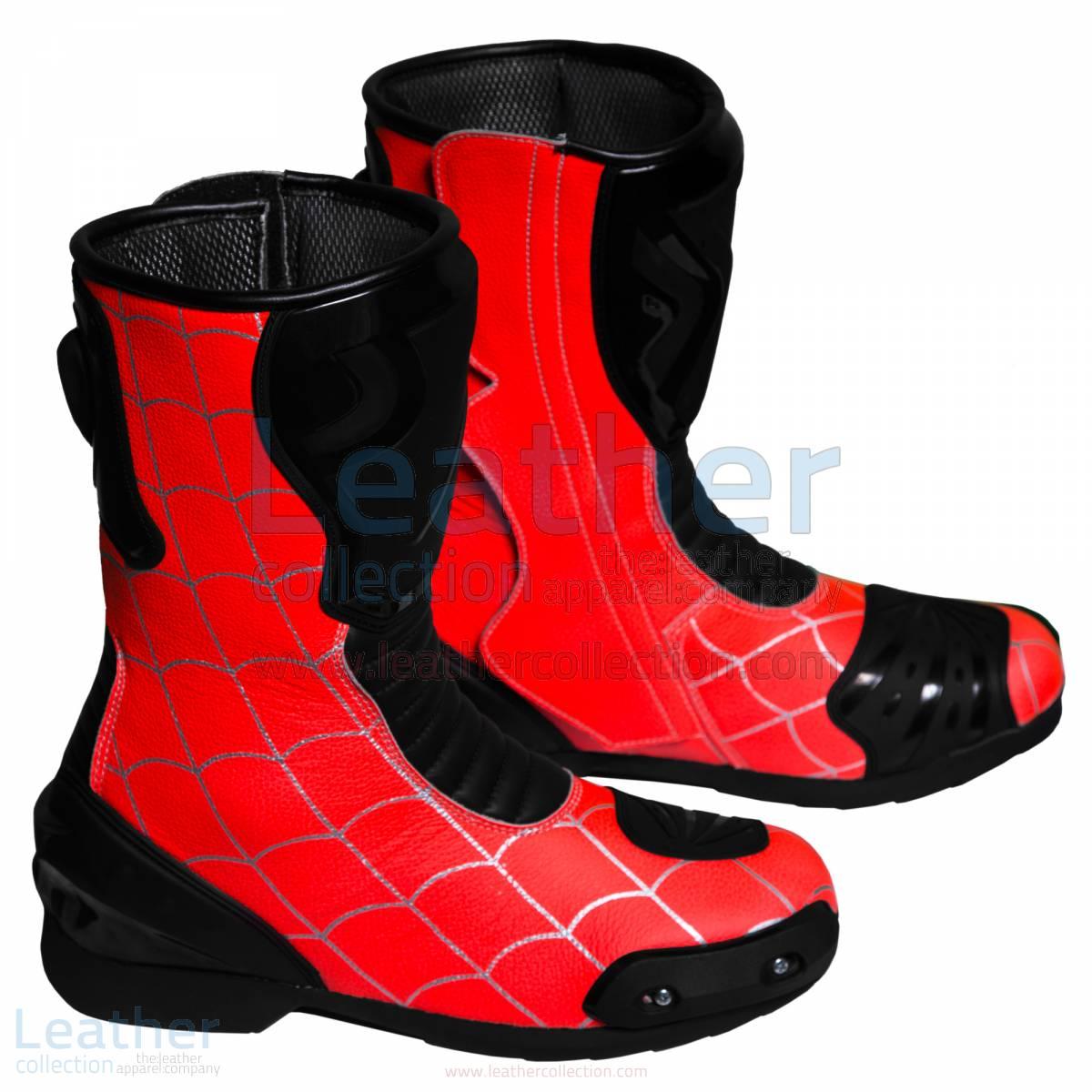 Spiderman Motorbike Racing Boots –  Boot